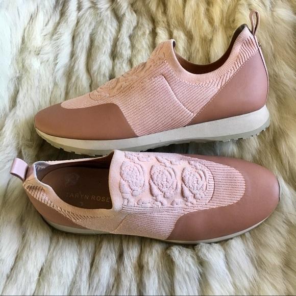 1001969a67a TARYN ROSE cara knit sneakers size 9. M 5c0838c13e0caa68bf31916f